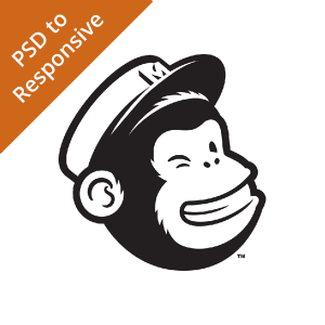 MailChimp - PSD to Responsive MailChimp Template