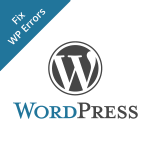 Fix Wordpress Website Errors