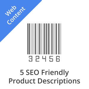 5 SEO Product Descriptions
