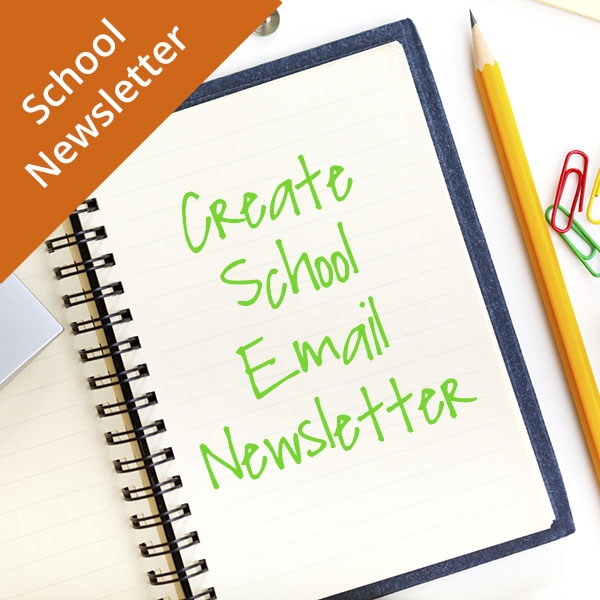 School Email Newsletter