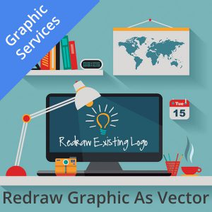 Redraw Logo As Vector File