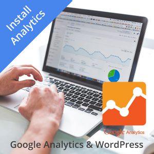 Install Google Analytics On WordPress Site