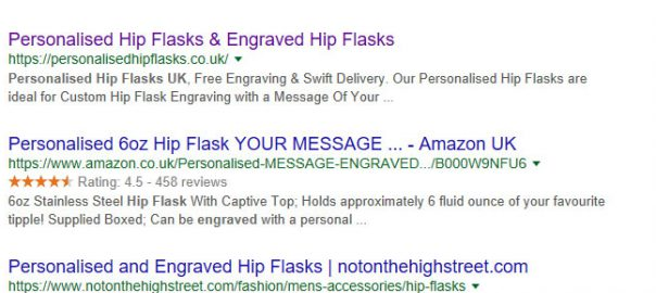 SEO - No1 on Google Page Rank With Organic Search